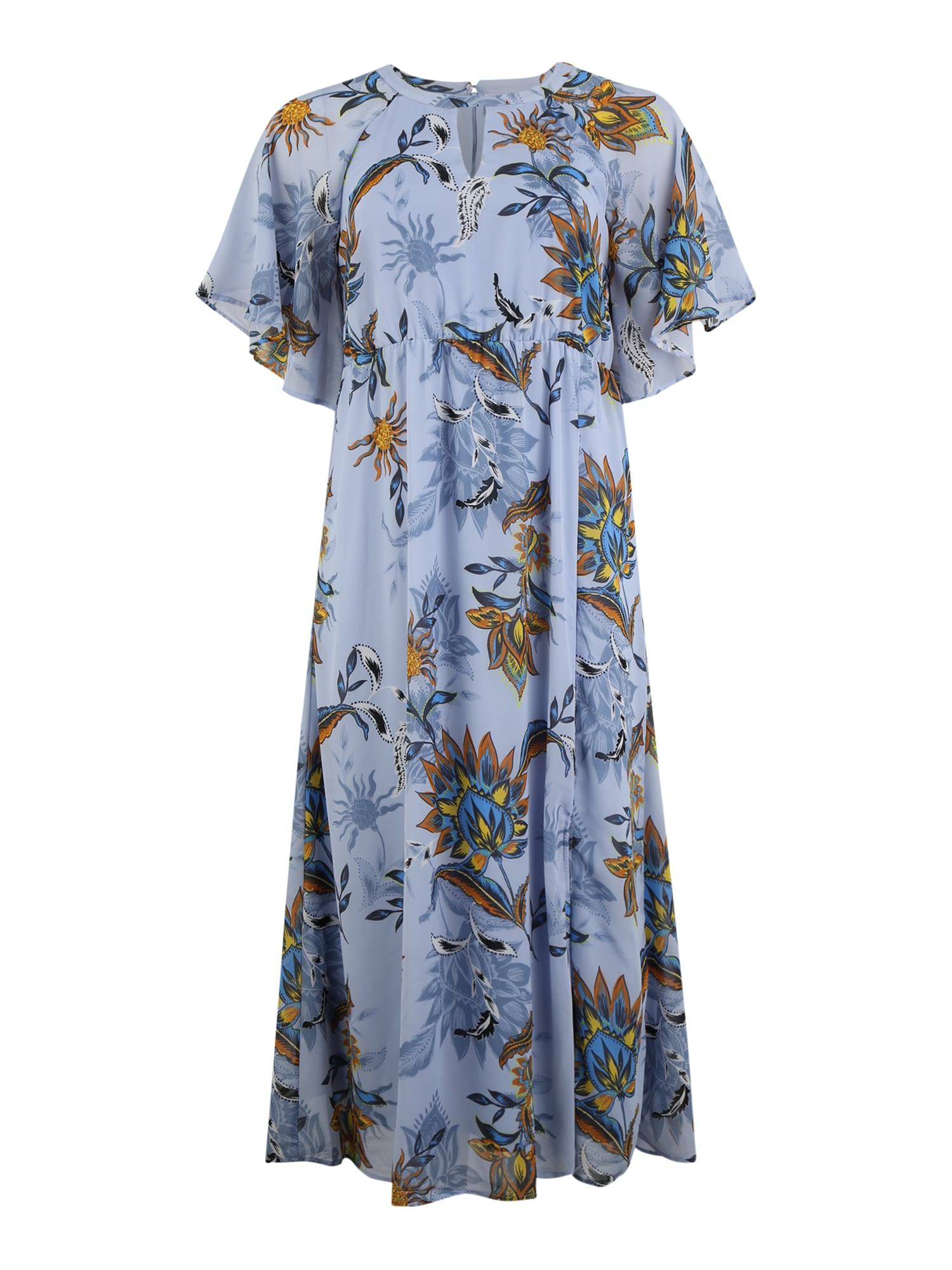 Junarose Letné šaty 'JRSHIRIAMIA'  svetlomodrá