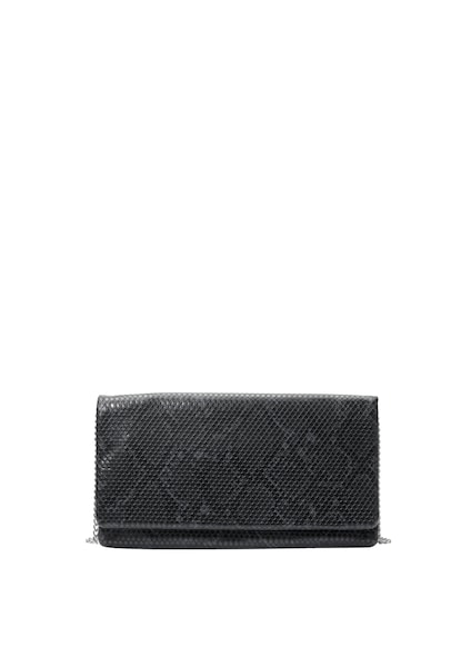 Clutches - Clutch › S.Oliver RED LABEL › dunkelgrau schwarz  - Onlineshop ABOUT YOU