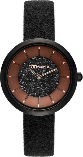 Uhren für Frauen - Uhr 'Bea, TW048' › tamaris › schwarz  - Onlineshop ABOUT YOU