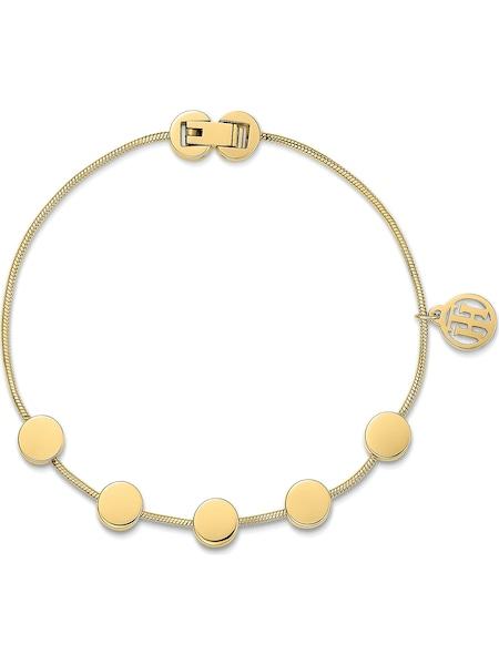 Armbaender für Frauen - Armband 'Classic Signature, 2700981' › Tommy Hilfiger › gold  - Onlineshop ABOUT YOU