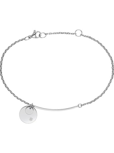 Armbaender für Frauen - Armband 'Dressed up, 2780259' › Tommy Hilfiger › silber  - Onlineshop ABOUT YOU