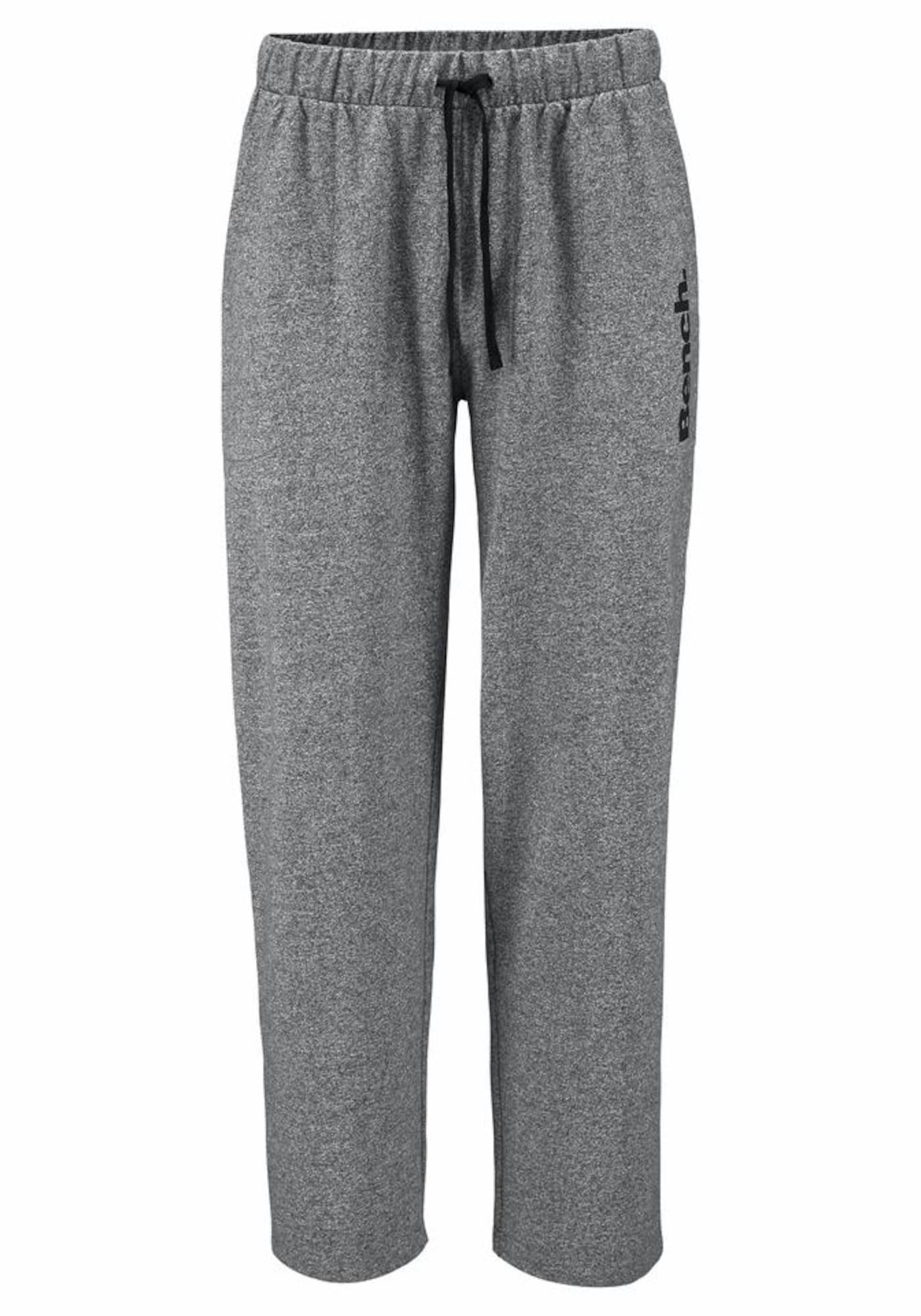BENCH Pižaminės kelnės margai pilka