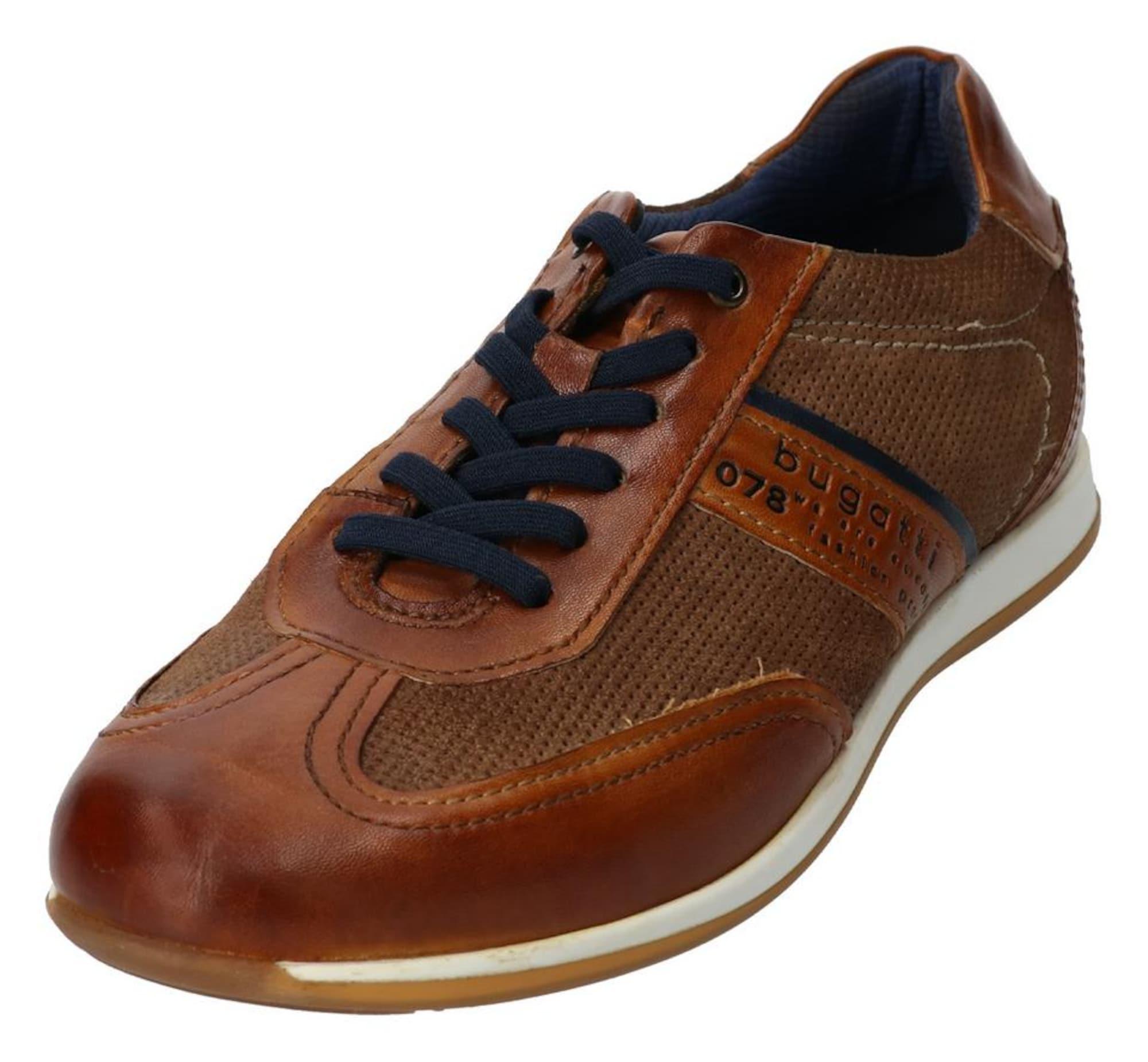 bugatti Sportinio stiliaus batai su raišteliais