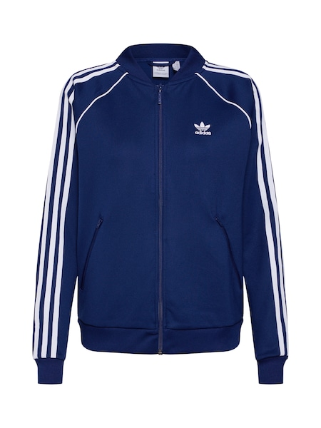 Jacken - Sweatjacke › ADIDAS ORIGINALS › blau weiß  - Onlineshop ABOUT YOU