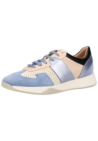 Sneakers - Sneaker › Geox › beige hellblau  - Onlineshop ABOUT YOU