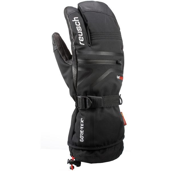 Handschuhe für Frauen - REUSCH Skihandschuhe 'DOWN SPIRIT' schwarz  - Onlineshop ABOUT YOU