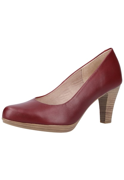 Highheels - Pumps › marco tozzi › merlot  - Onlineshop ABOUT YOU