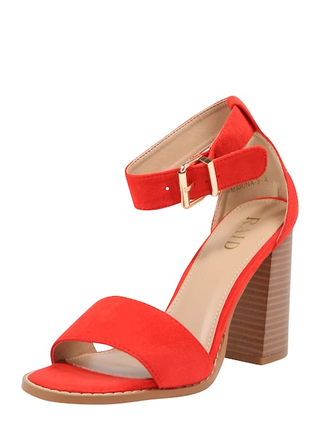 Highheels - Sandalette 'MARINA 3' › Raid › rot  - Onlineshop ABOUT YOU
