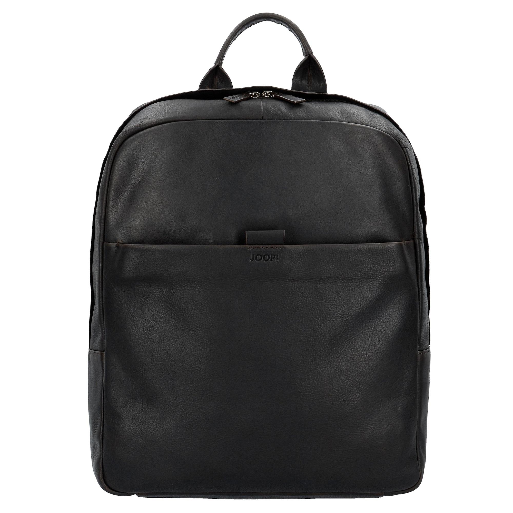 'Bonola' Business Rucksack Leder 40 cm Laptopfach   Taschen > Businesstaschen > Business Rucksäcke   Joop!