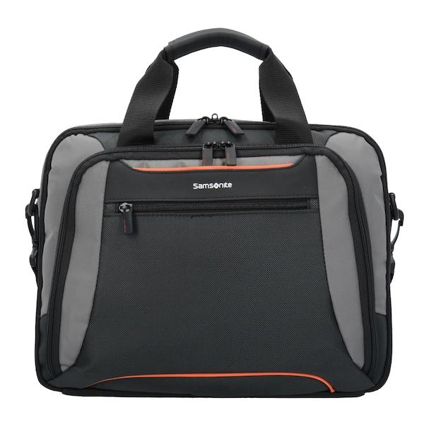 Businesstaschen für Frauen - SAMSONITE Laptoptasche 'Kleur' grau anthrazit orange  - Onlineshop ABOUT YOU