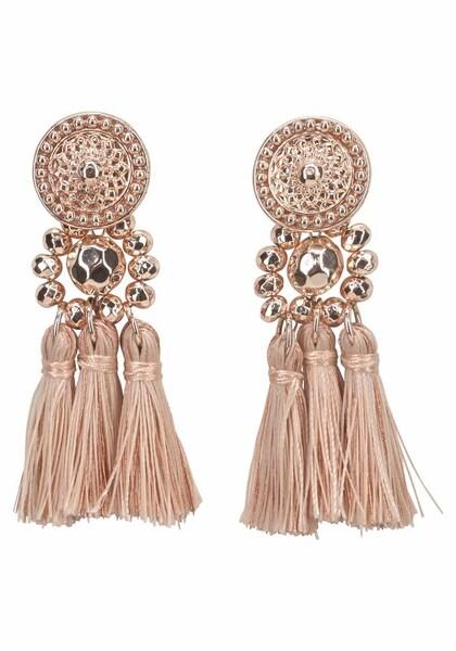 Ohrringe für Frauen - J. Jayz Ohrstecker rosegold  - Onlineshop ABOUT YOU