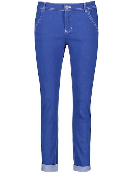 Hosen für Frauen - Jeans › TAIFUN › blau  - Onlineshop ABOUT YOU