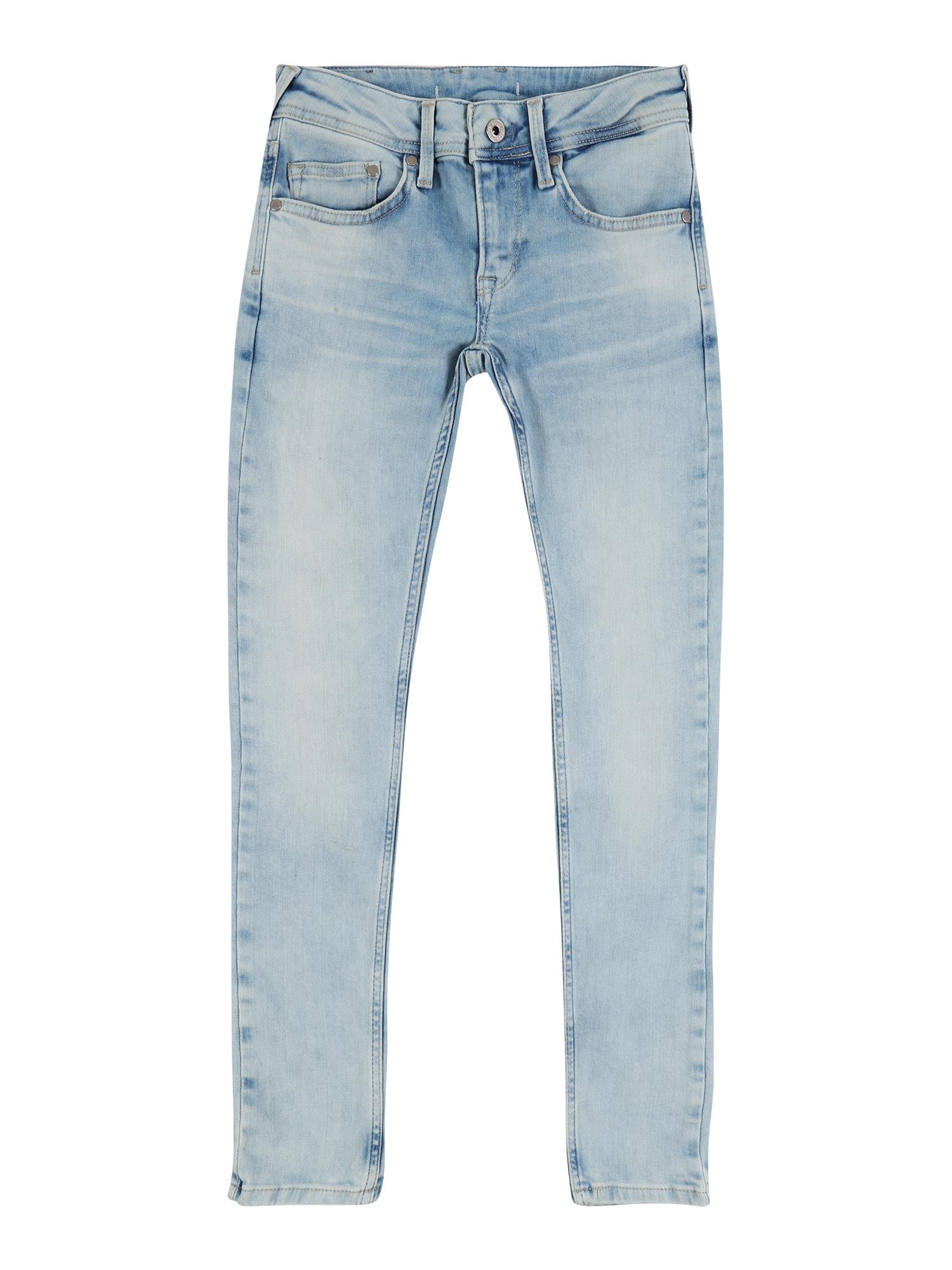 Pepe Jeans Džinsai 'FIinlz' tamsiai (džinso) mėlyna