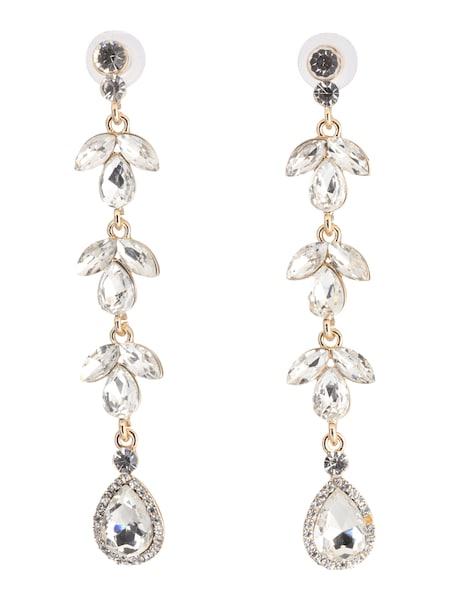 Ohrringe für Frauen - Sweet Deluxe Ohrringe 'Sephora' gold silber  - Onlineshop ABOUT YOU