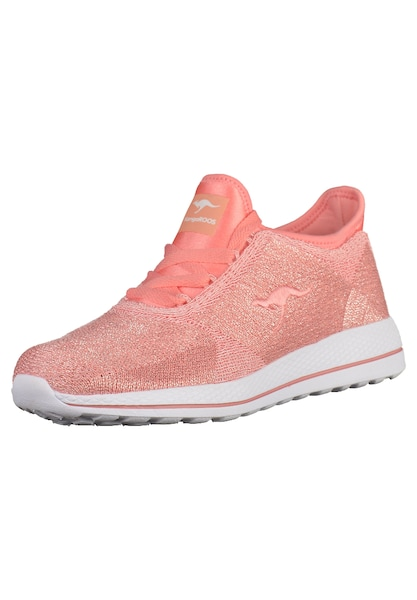 Sneakers für Frauen - KangaROOS Sneaker lachs  - Onlineshop ABOUT YOU