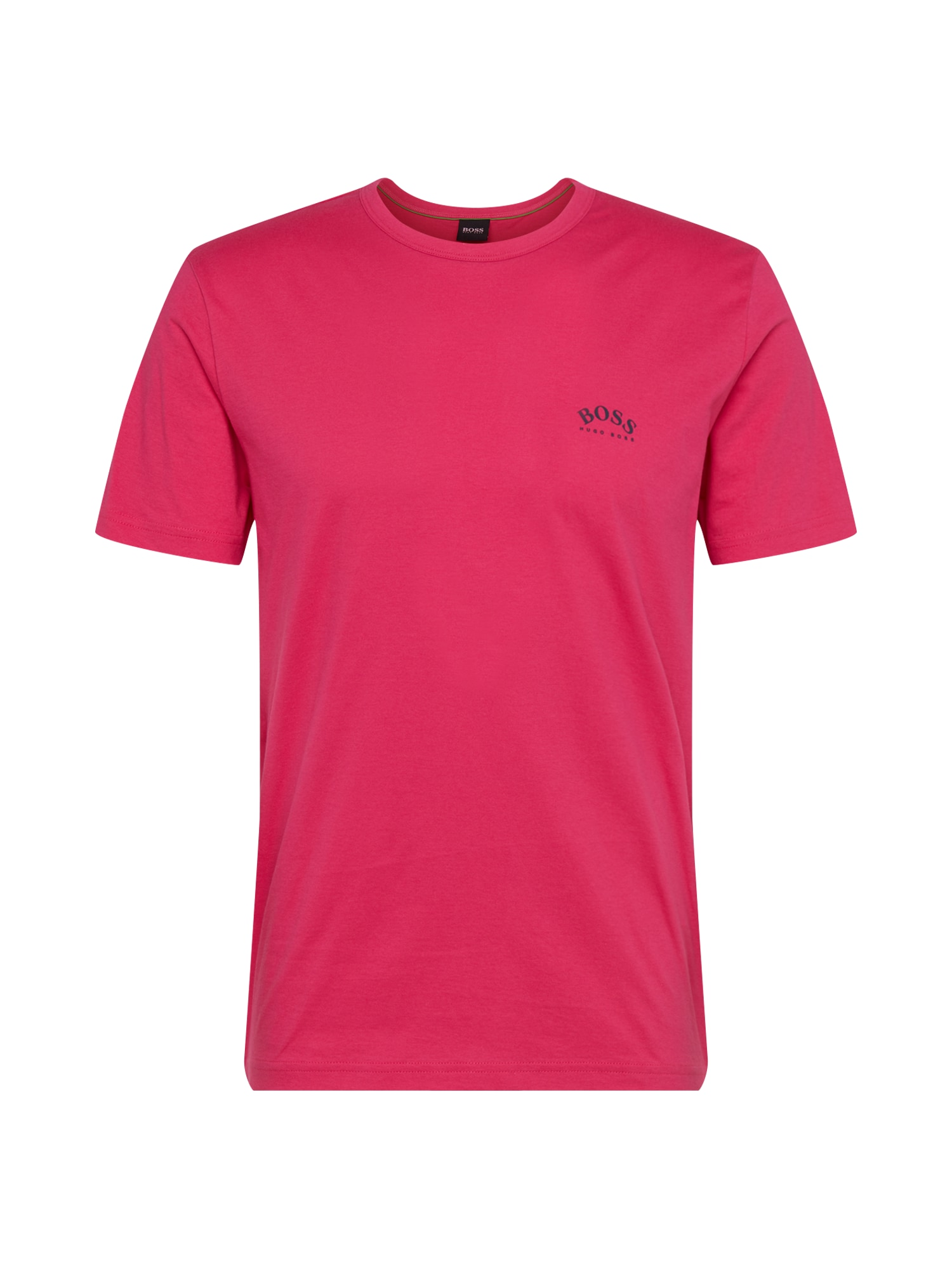 BOSS ATHLEISURE Marškinėliai rožinė