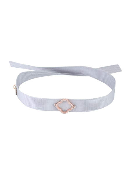 Armbaender für Frauen - Lua Accessories Armschmuck 'Powder' grau rosé  - Onlineshop ABOUT YOU