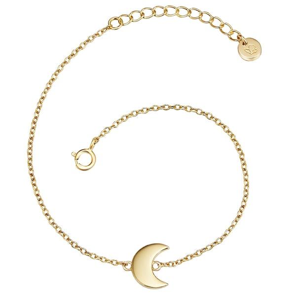 Armbaender für Frauen - Glanzstücke München Silberarmband goldgelb  - Onlineshop ABOUT YOU