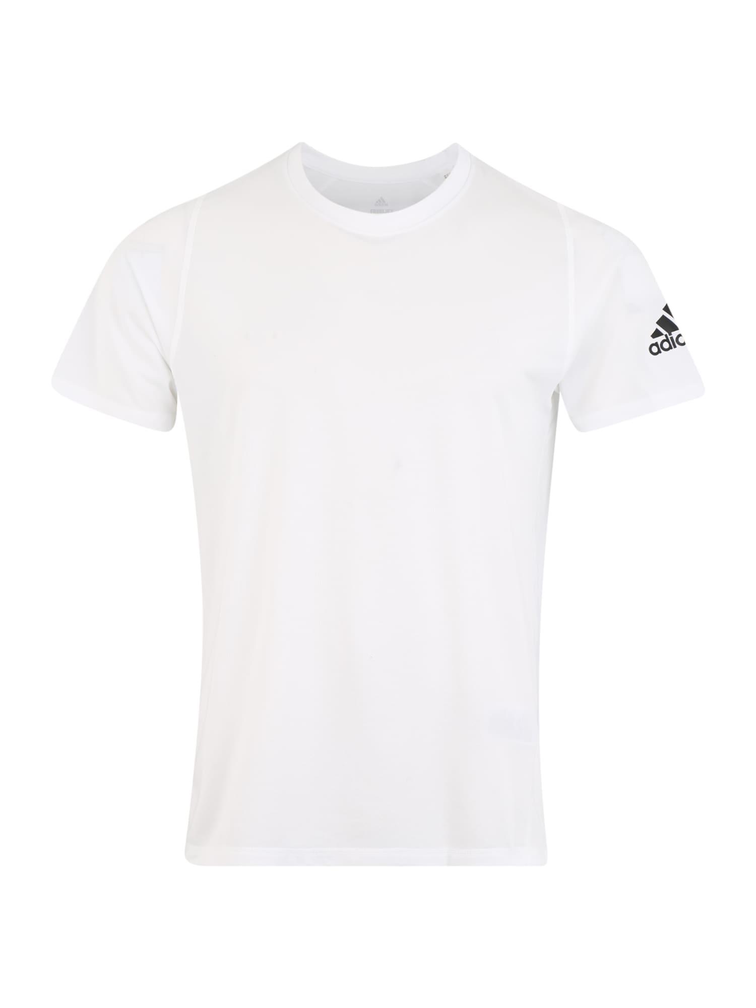 ADIDAS PERFORMANCE Sportiniai marškinėliai 'FL_SPR X UL SOL' balta