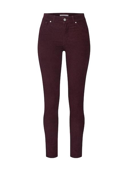 Hosen für Frauen - LEVI'S Hose bordeaux  - Onlineshop ABOUT YOU