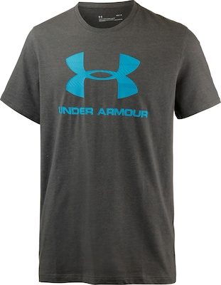UNDER ARMOUR 'HeatGear Sportstyle Logo' Funktionsshirt