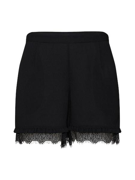 Hosen für Frauen - PIECES Shorts 'Brook' schwarz  - Onlineshop ABOUT YOU