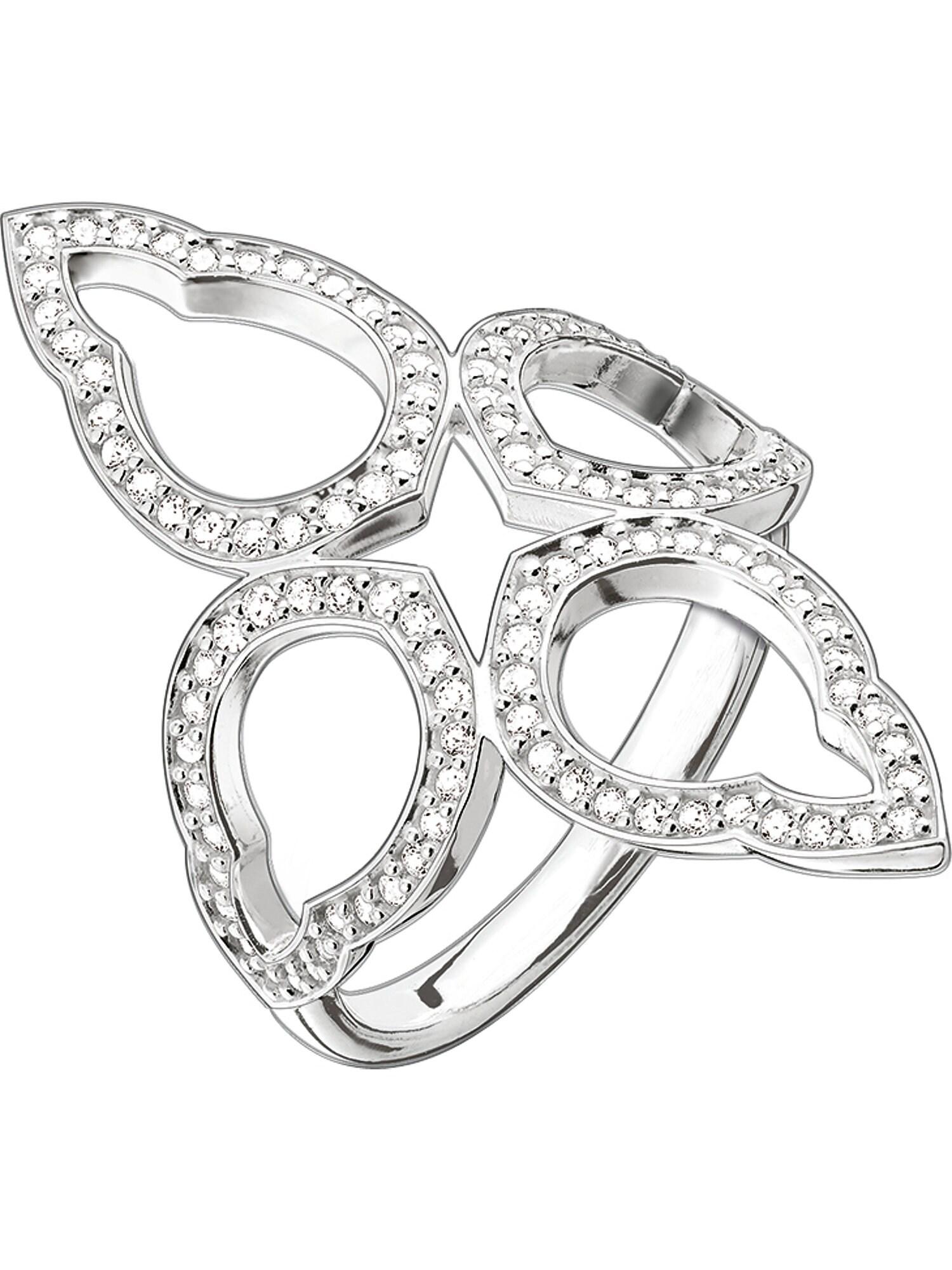 Damen Thomas Sabo Ring silber | 04051245194999