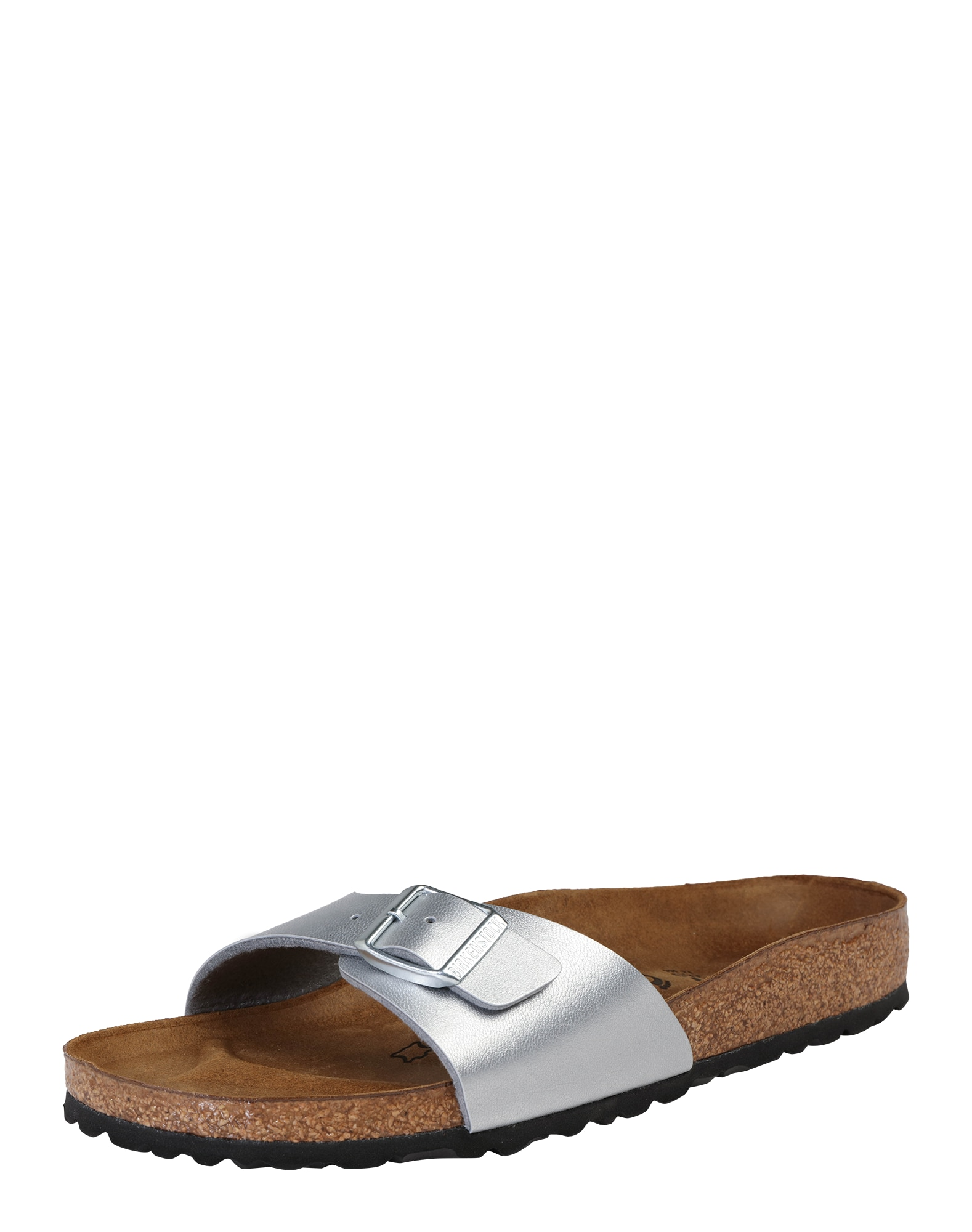 Sandály Madrid stříbrná BIRKENSTOCK