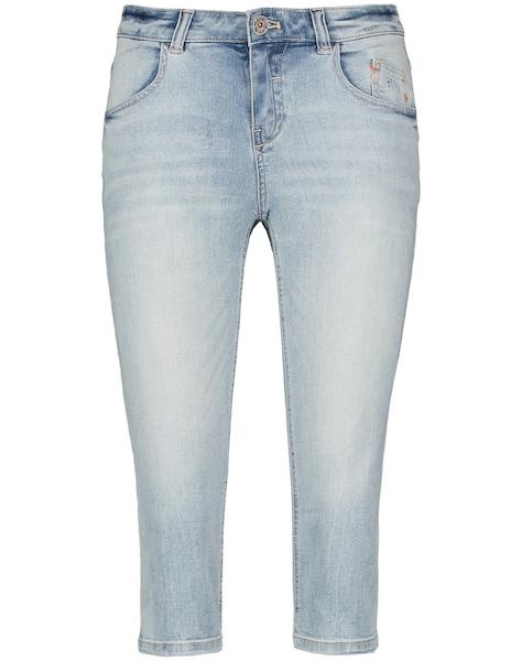 Hosen - Jeans › Taifun › hellblau  - Onlineshop ABOUT YOU