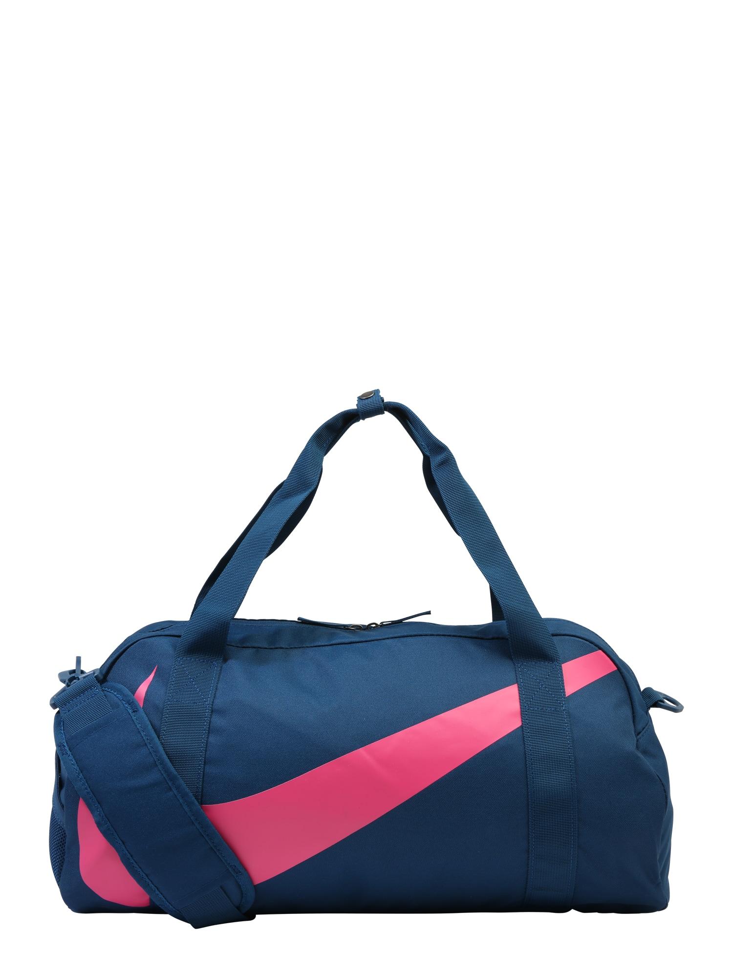 Nike Sportswear Krepšys 'Nike Gym Club' rožinė / mėlyna
