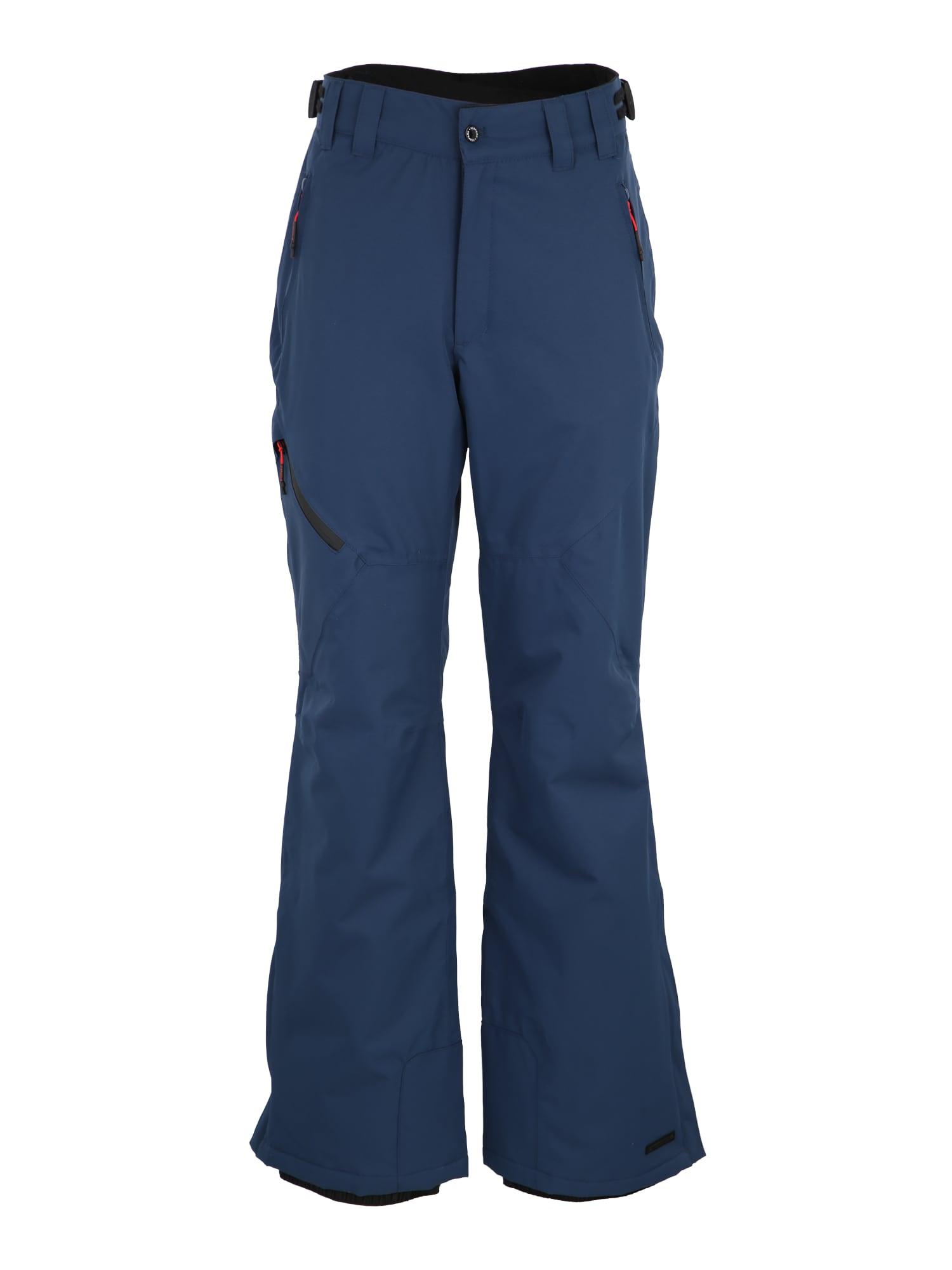Outdoorové kalhoty Johny modrá ICEPEAK