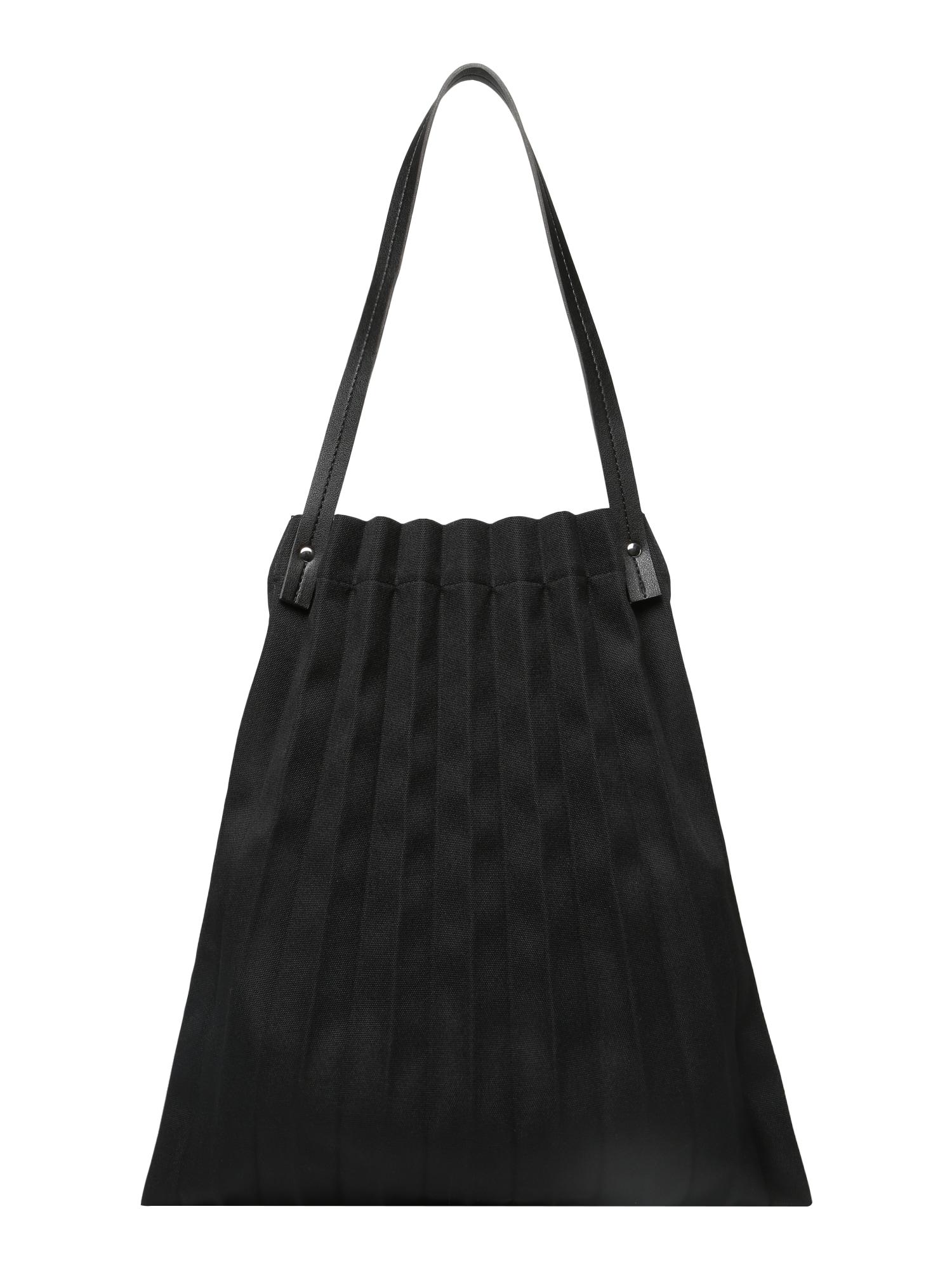 Nákupní taška Harper černá Mae & Ivy