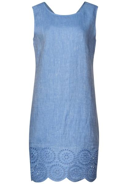 Kleider für Frauen - STREET ONE Kleid blau  - Onlineshop ABOUT YOU