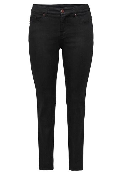 Hosen - Jeans › SHEEGO › schwarz  - Onlineshop ABOUT YOU