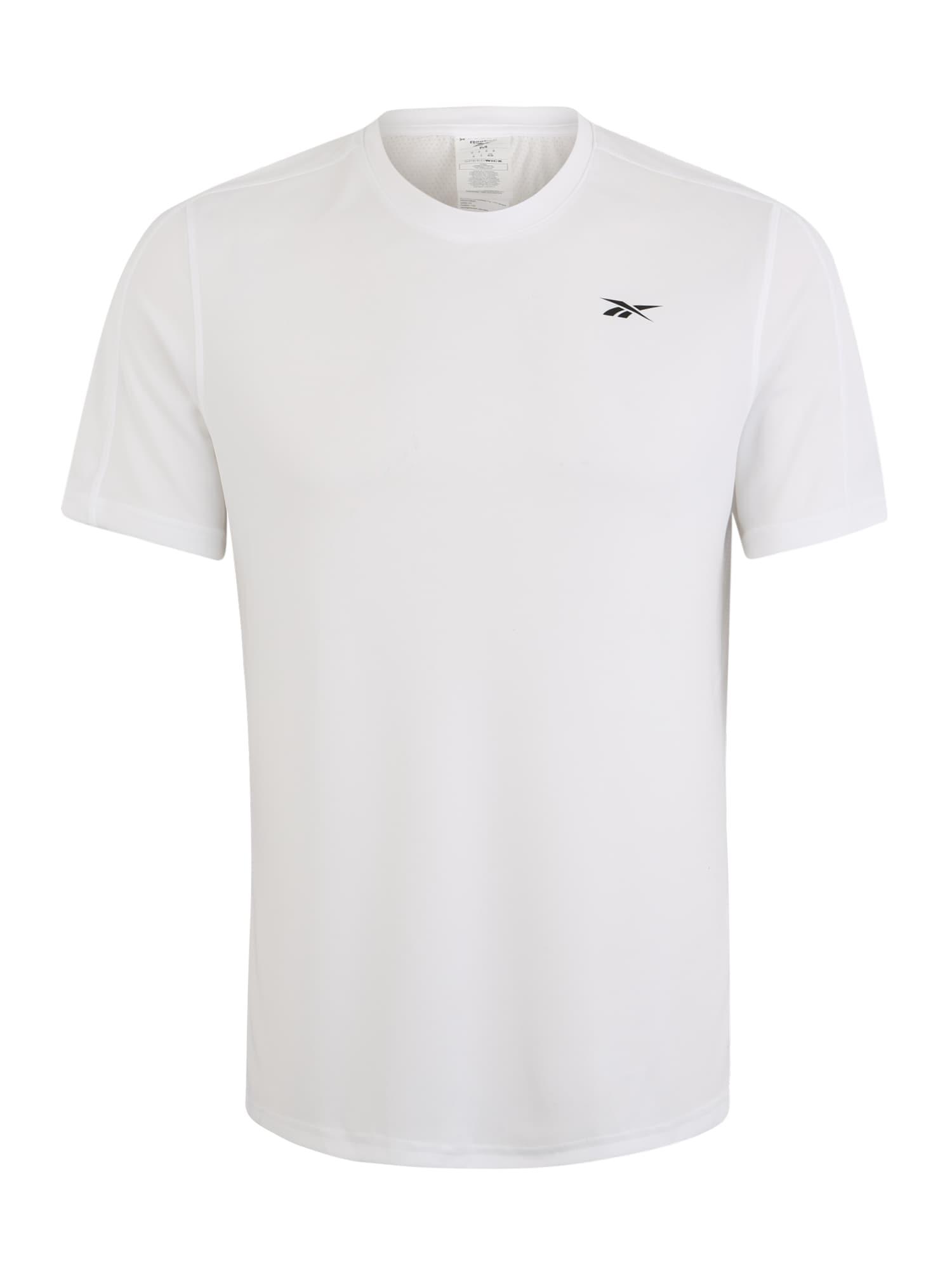 REEBOK Funkčné tričko  biela