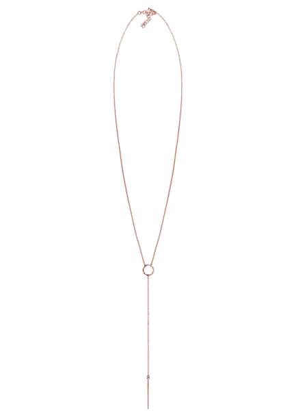Ketten - Halskette 'Geo' › ELLI › rosegold  - Onlineshop ABOUT YOU