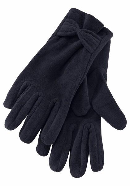 Handschuhe für Frauen - J. Jayz Handschuhe marine  - Onlineshop ABOUT YOU