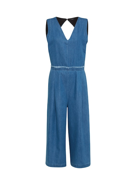 Hosen für Frauen - Jumpsuit 'RAVINE' › Denham › blue denim  - Onlineshop ABOUT YOU