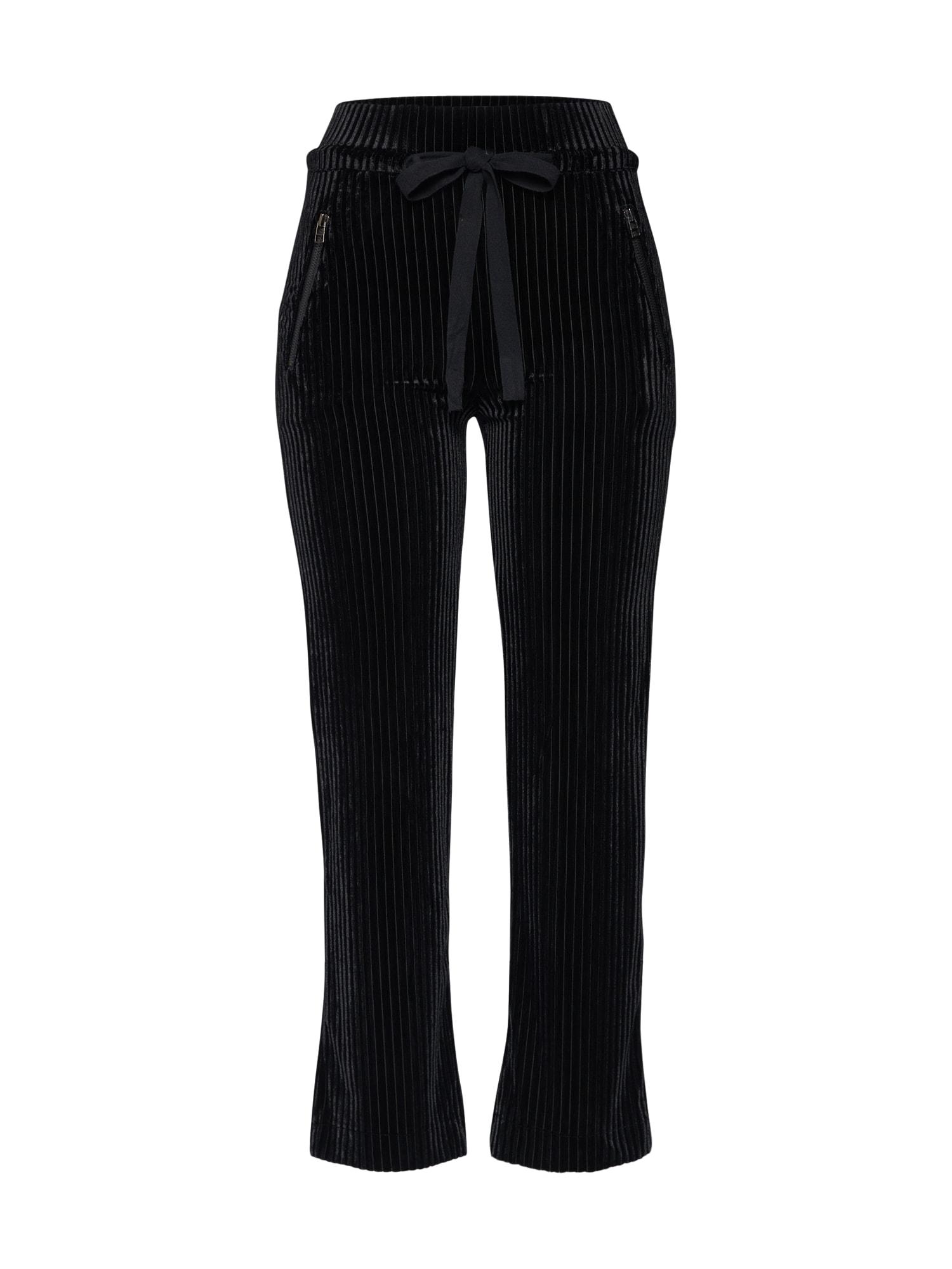 Kalhoty černá THE KOOPLES SPORT