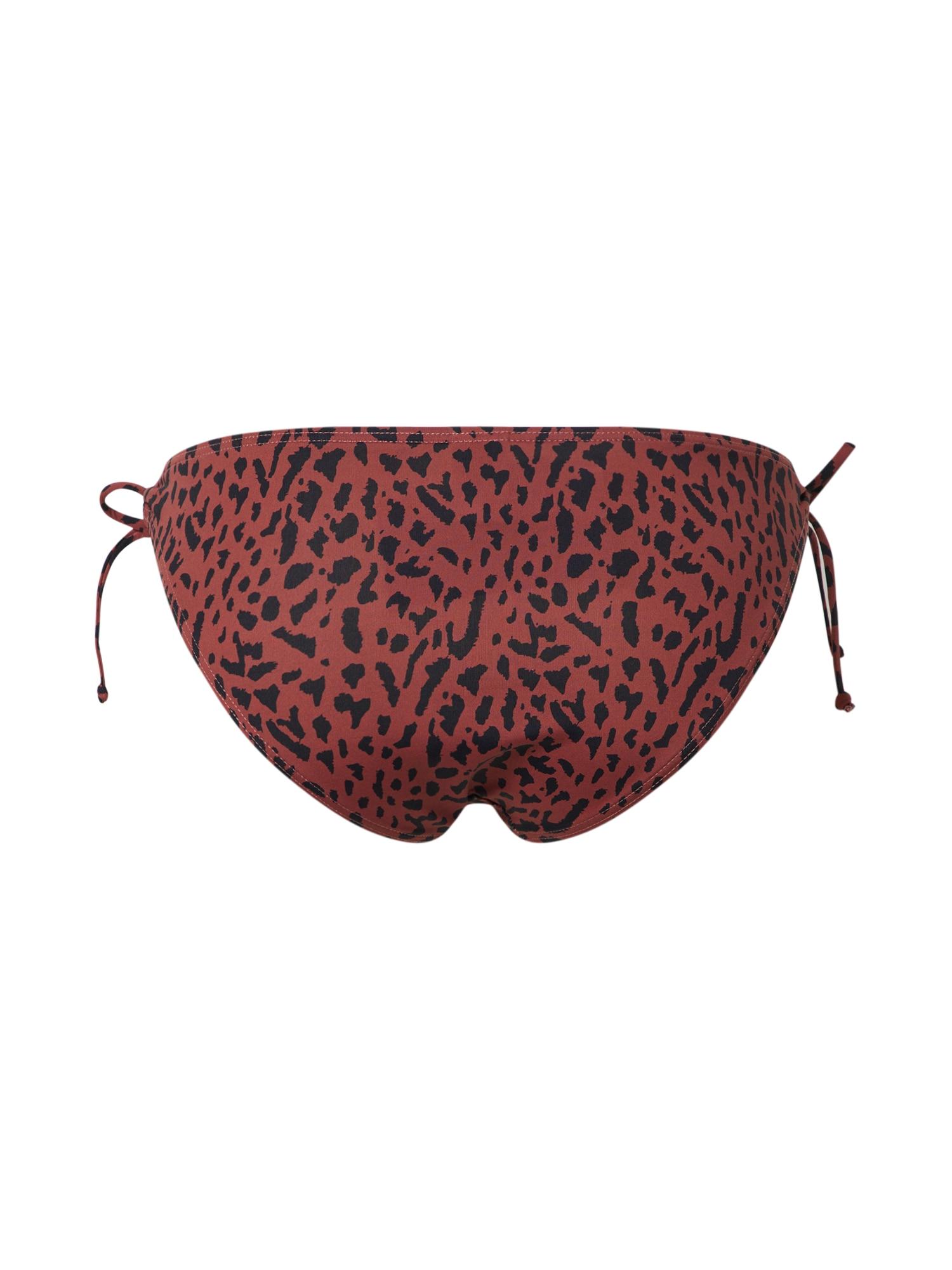 ABOUT YOU Bikinibyxa 'Mala'  roströd / svart