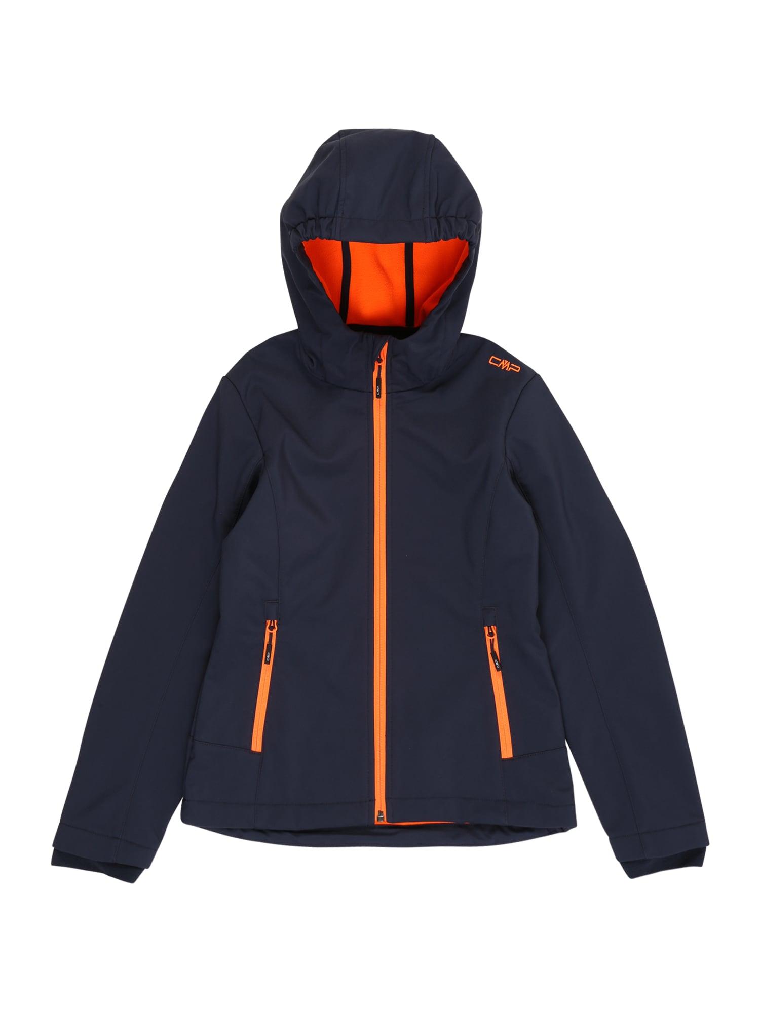 CMP Laisvalaikio striukė mėlyna / oranžinė