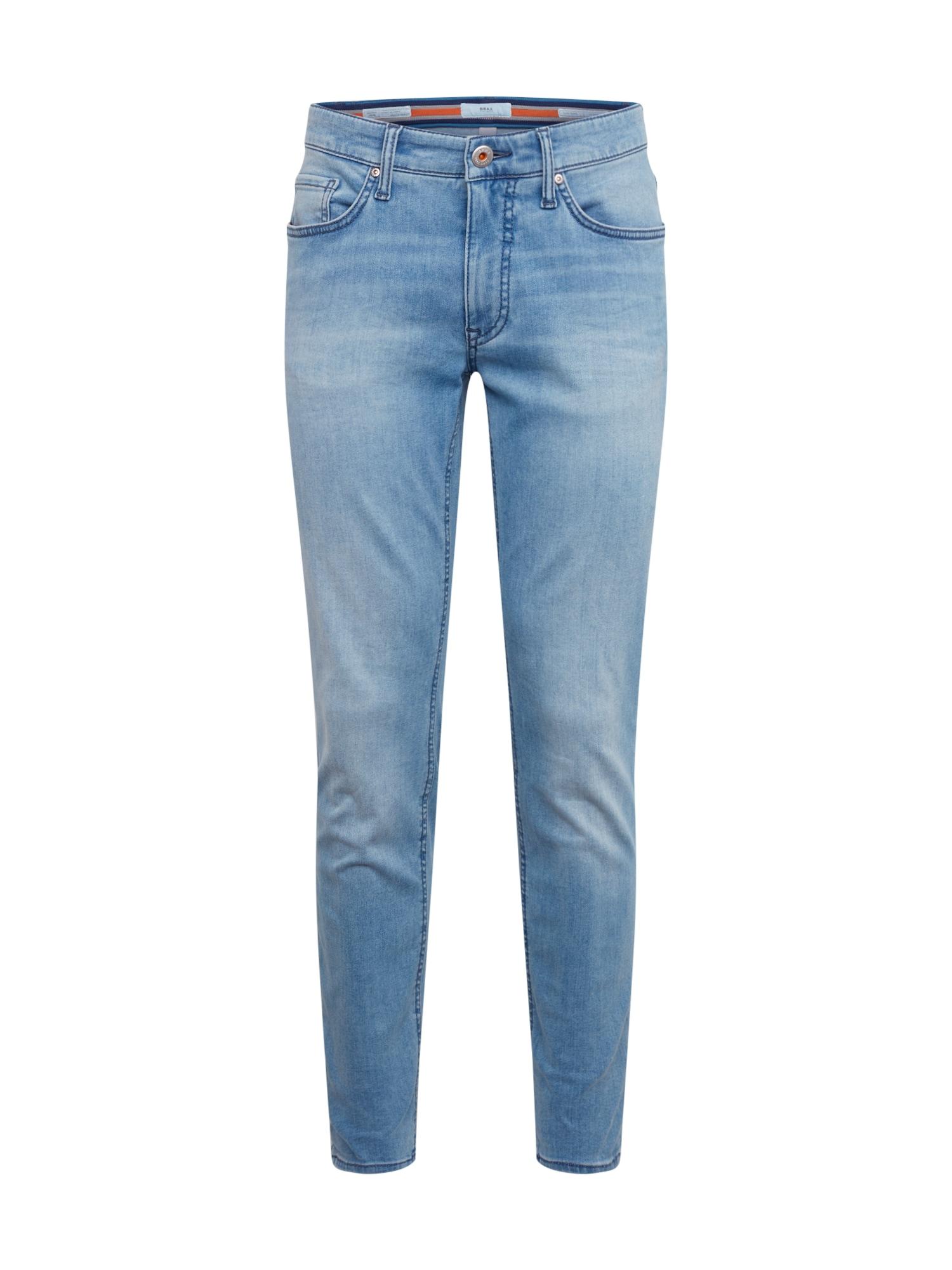 BRAX Džinsai 'Chris' tamsiai (džinso) mėlyna