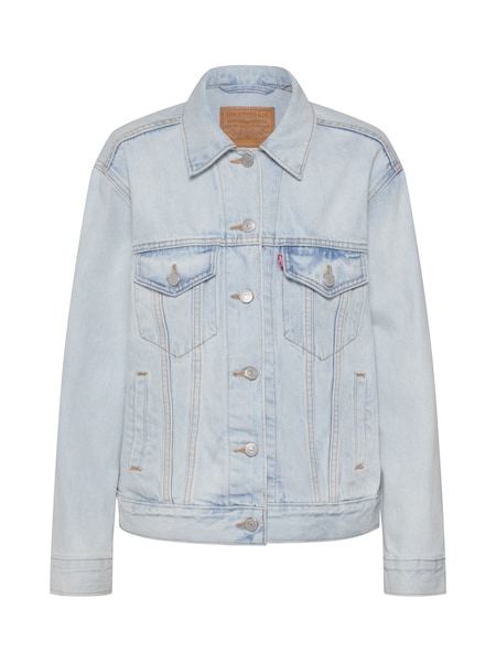 Jacken - Jeansjacke 'Ex Boyfriend Trucker' › Levi's › weiß  - Onlineshop ABOUT YOU