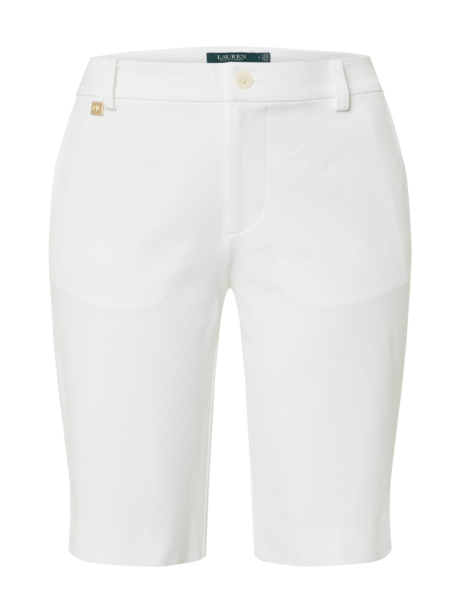 Lauren Ralph Lauren Pantaloni ' 'REALEEN'  alb