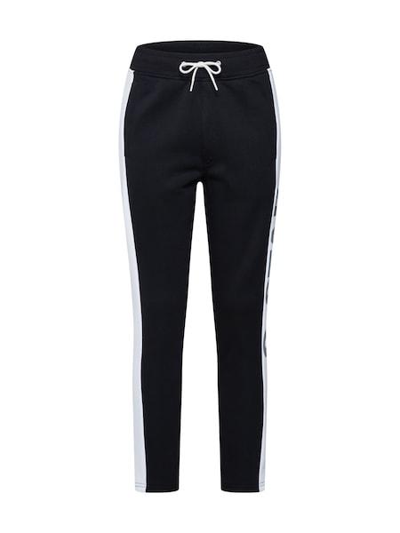 Hosen für Frauen - G STAR RAW Hose 'Bilbi art' basaltgrau schwarz weiß  - Onlineshop ABOUT YOU
