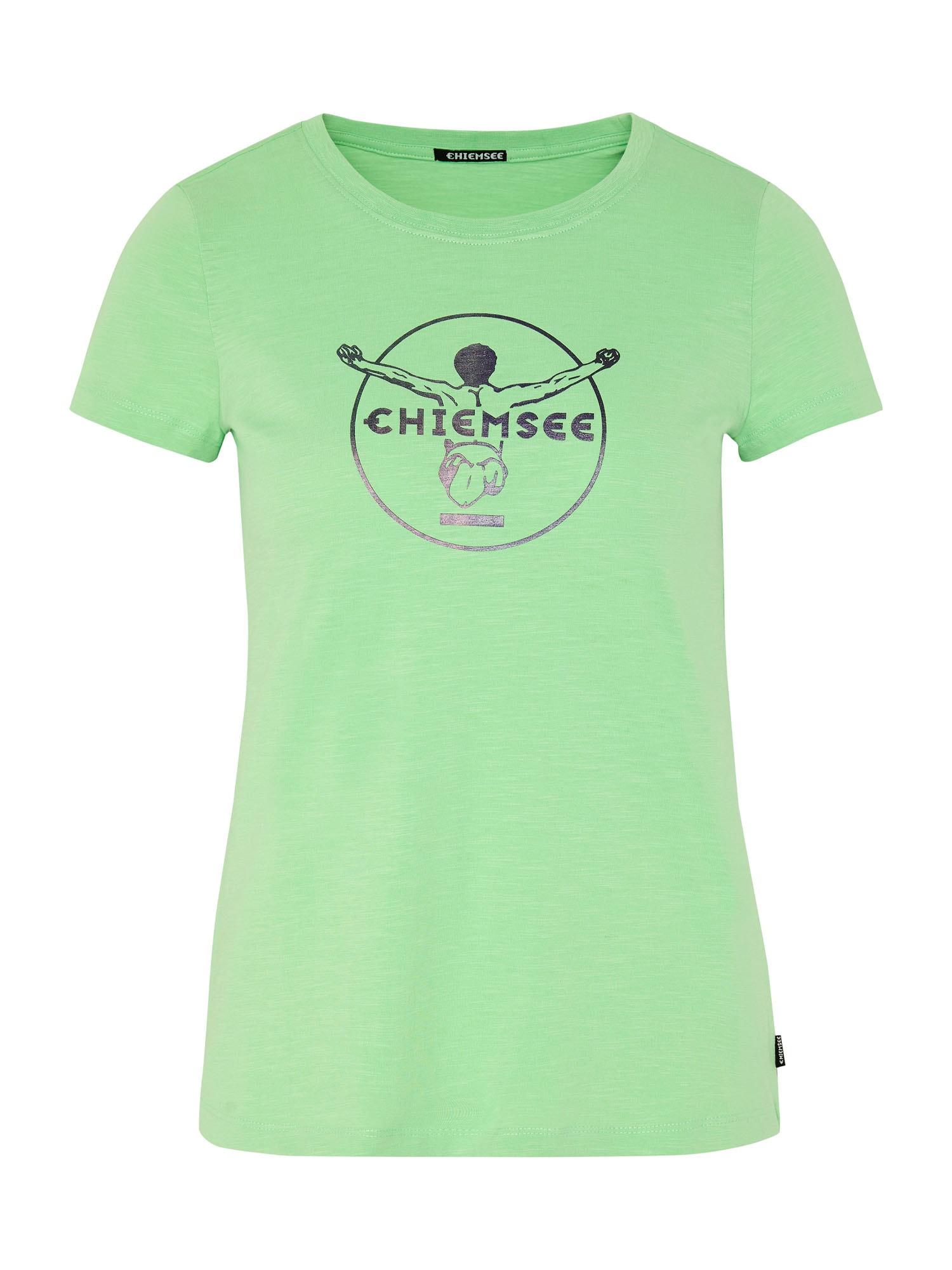 CHIEMSEE Marškinėliai žalia