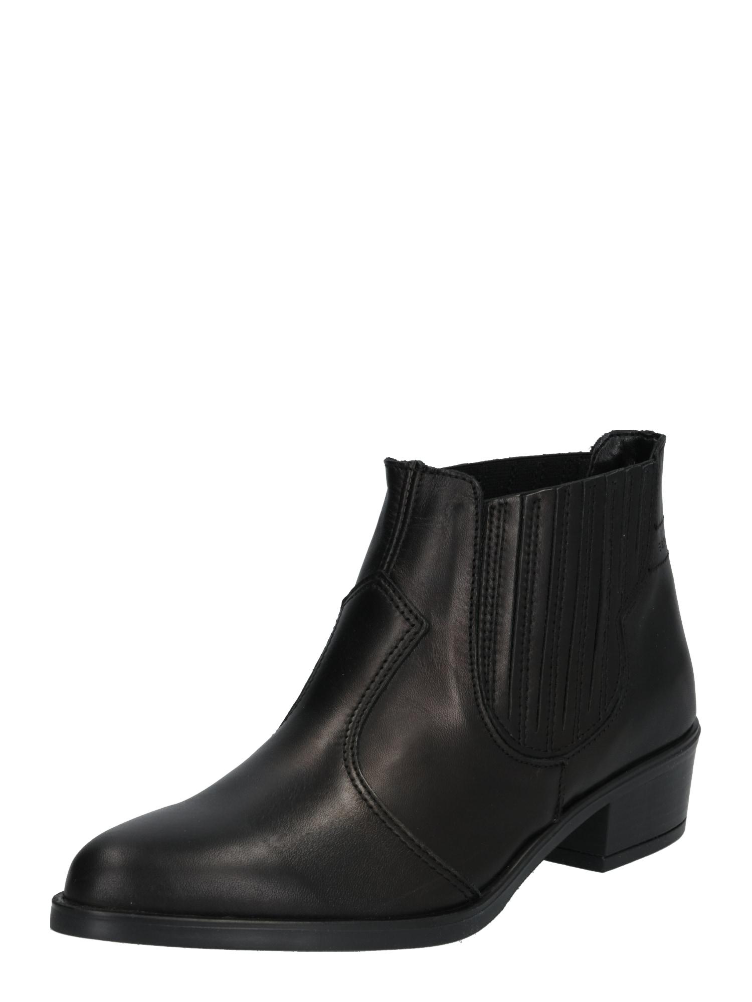 ESPRIT Aulinukai ' Coralla Bootie Formal Shoes ' juoda