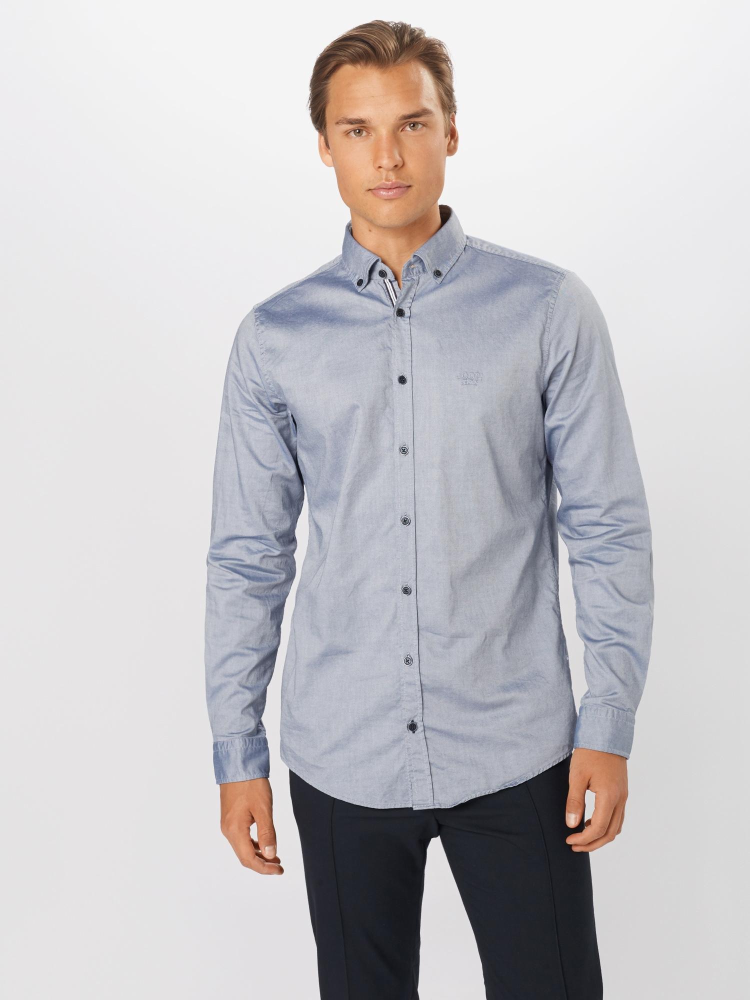 JOOP! Jeans Skjorta 'Haven'  ljusblå