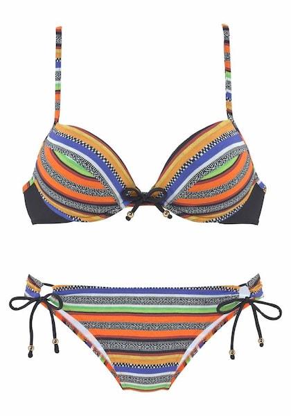 Bademode - Bikini › Bruno Banani › mehrfarbig  - Onlineshop ABOUT YOU