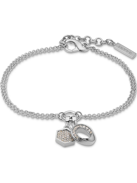 Armbaender - Armband 'Connection' › JETTE › silber  - Onlineshop ABOUT YOU